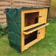RHL Large Rabbit Hutch and Run with FREE COVER - Pre Order for early May