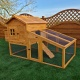 Large Windsor Chicken Coop & Run