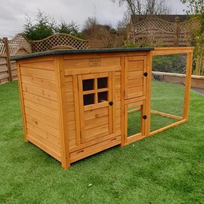 Chester Chicken Coop & Run