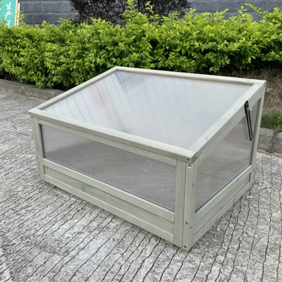 Small Cold Frame Greenhouse