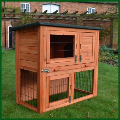 RHM Medium Rabbit Hutch
