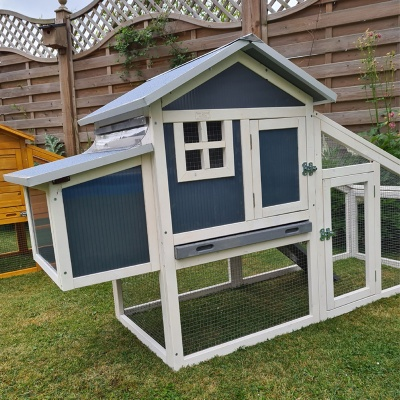 Windsor Hybrid Chicken Coop & Run